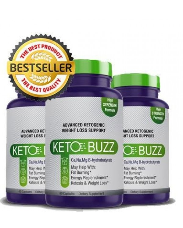 Best Keto Pills - Ketogenic Fat Burner Supplement 60 Capsules