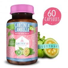 100% Pure Natural Garcinia Cambogia (60 Capsules)